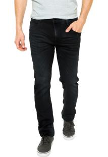 Calça Jeans Ellus Skinny Recorte Azul