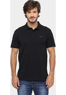 Camisa Polo Sommer Piquet Lisa - Masculino