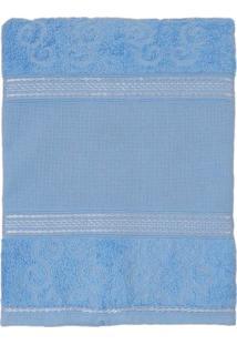 Toalha De Banho Appel - Decorarte P/ Bordar Azul
