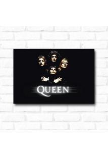Placa Decorativa Queen 2