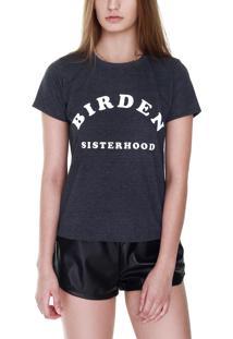 Camiseta Sisterhood Dark
