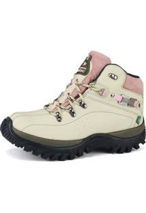 Coturno Adventure Creme Sw Shoes