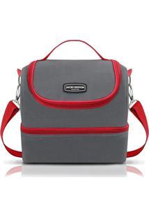 Bolsa Térmica Jacki Design Tam. G Lisa Ahl16017-Vm Vermelho T Un