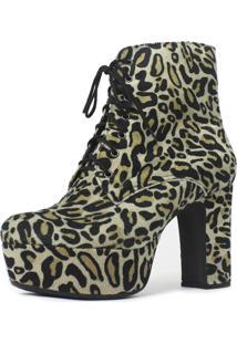 Bota Damannu Shoes Debbie Onça