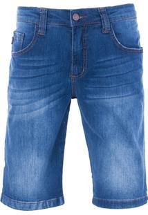 Bermuda Jeans Triton Skinny - Masculino