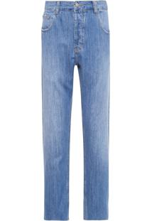 Calça Masculina Leblon Jeans - Azul