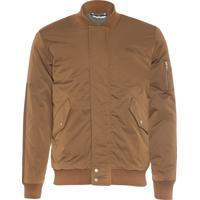 95fb552353a30 Jaqueta Masculina Flyer Jacket - Marrom