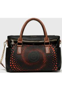 Bolsa Tiracolo Hand Bag Legacy Preto