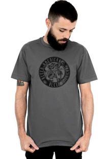 Camiseta Bleed American Los Borachos Chumbo