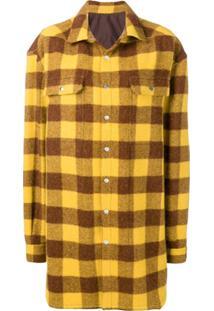 f44defa385 Casaco Amarelo feminino