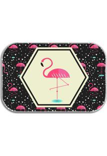 Tapete Decorativo Flamingos - Único