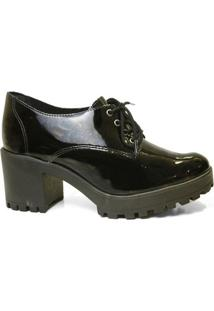 672c8fa4b2 Sapato Feminino Oxford Ramarim 19-56103