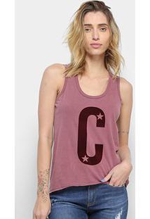 Blusa Calvin Klein American Feminina - Feminino