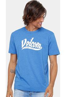 Camiseta Volcom Silk Swift Masculina - Masculino