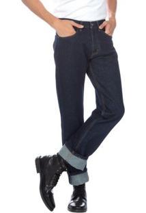 Calça Jeans Levi'S Regular Masculina - Masculino-Azul