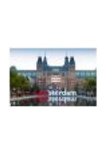 Painel Adesivo De Parede - Amsterdam - 344Pn-M