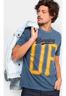 Camiseta Ellus 2Nd Floor Stone Vintage Up Masculina - Masculino