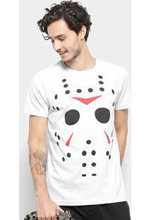 Camiseta Bulldog Fish Jason Masculina - Masculino-Gelo