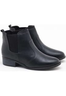 Ankle Boot Modare Munique Preto