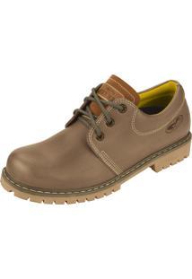 Sapato Beeton Walker402T Castanho