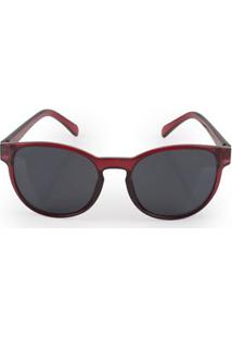 Óculos Euro Feminino Trendy Vermelho E0020C2301/8N E0020C2301/8N