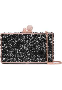 Sophia Webster Clutch Clara - Preto