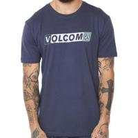 Camiseta Volcom Silk Transmit Masculina - Masculino e8da201ceab4b