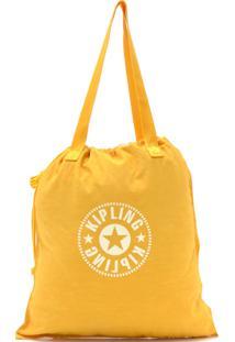 Bolsa Kipling Tote New Hiphurray New Clas Amarelo