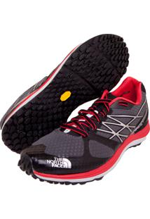 Tênis The North Face Ultra Trail Preto
