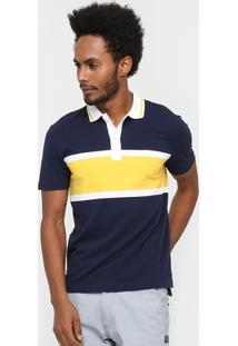 Camisa Polo Lacoste Piquet Fancy Regular Fit - Masculino