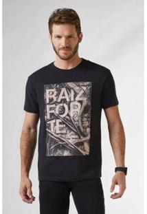 Camiseta Estampada Raiz Reserva Masculina - Masculino