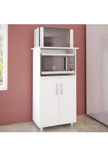 Armário De Cozinha 2 Portas 0259 Branco - Genialflex