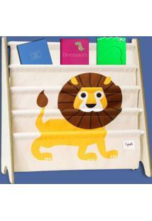 Rack Para Livros Infantil Leão 3 Sprouts