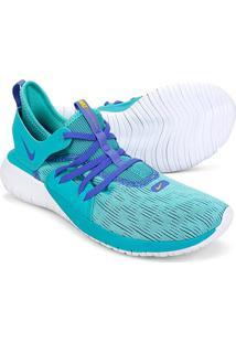 Tênis Nike Flex Contact 3 Feminino - Feminino-Verde Água
