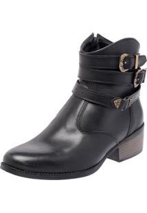 Bota Country Mega Boots 1320 Preto - Tricae