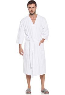 Robe Ariel - J263 Branco/P