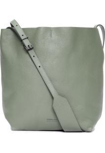 Bolsa Feminina Crossbody Box Soft - Verde