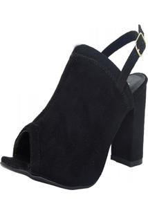 Sapato Arrive Fashion Cris Preto
