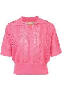 Lhd Camisa Polo 'Le Phare' - Rosa