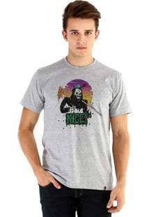 Camiseta Ouroboros Manga Curta Pizza Reaper - Masculino