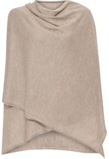 Xale Cashmere - Bege