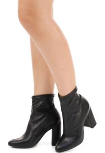 Ankle Boots Salto Grosso Lara