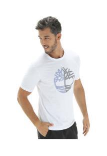 Camiseta Timberland Kennebec Rv Seaso - Masculina - Branco