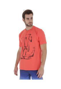 Camiseta Fatal Estampada 22139 - Masculina - Coral