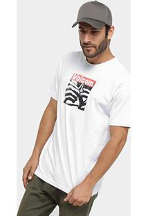 Camiseta Volcom Silk Reload Masculina - Masculino