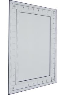 Espelho Decorativo Veneziano Oderzo