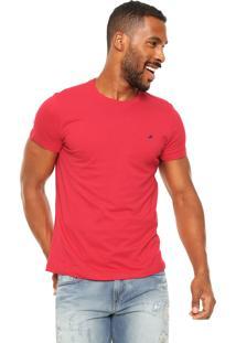 Camiseta Enfim Mini Vermelha