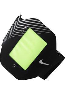 Porta Acessório Celular Nike - Iphone 4/4S - Cor: Pto - Tam: Un