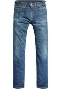 Calça Jeans Levis 505 Regular Masculina - Masculino