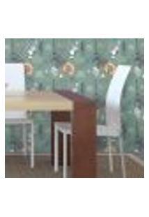 Papel De Parede Autocolante Rolo 0,58 X 5M Coração 212794573
